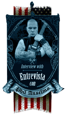 Exclusiva entrevista con Phil Anselmo - A killer Metal interview with Phil Anselmo