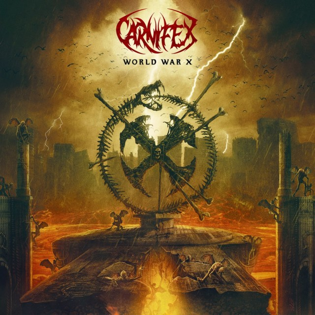 "CARNIFEX regresa con nuevo album, primer video clip ""No Light Shall Save Us"" en linea"