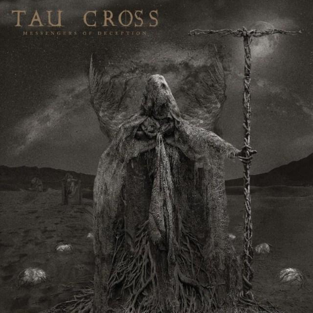 """TAU CROSS (con miembros de Voivod, Amebix…) nuevo trabajo """"Messengers Of Deception"""", primer adelanto en linea"""
