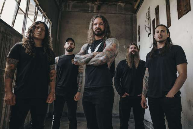 As I Lay Dying anuncia nuevo álbum: Shaped By Fire