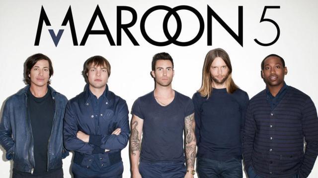 Maroon 5 de regreso en colombia 2020