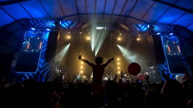 Programación de Horarios y cartel de bandas Día de Rock Colombia 2020