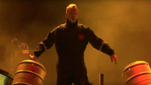 "Revelada la identidad de ""Tortilla Man"" de Slipknot"