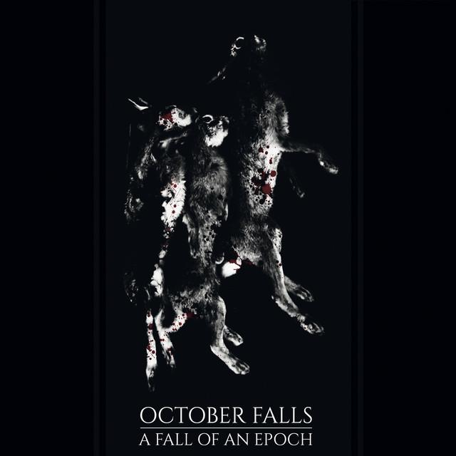 """OCTOBER FALLS primer adelanto """"Hammering the Tide"""" de su nueva placa"""