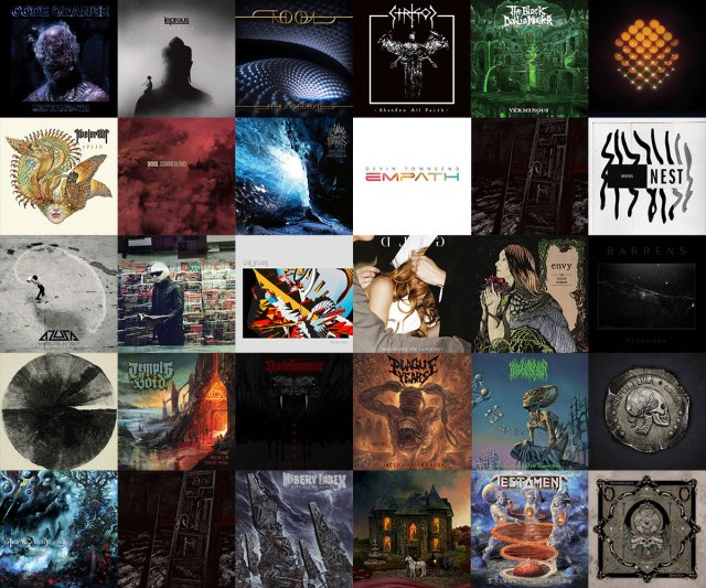 Playlist de Rock, Metal 2019/2020: