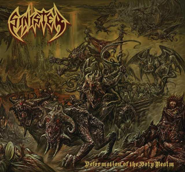 "SINISTER cuelga un primer adelanto de su nuevo disco ""Deformation Of The Holy Realm"""