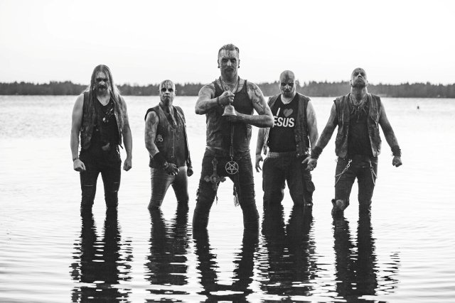 HORNA nuevo album Saatanan Viha para diciembre, primer adelanto en stream