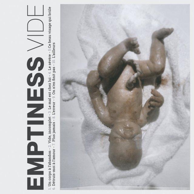 """EMPTINESS detalles de su nuevo disco, video clip """"Le Mal Est Chez Lui"""" en stream"""