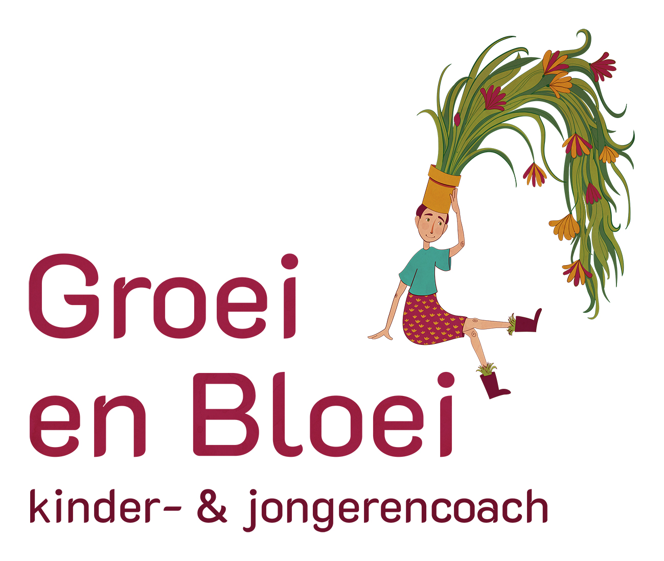 Illustration_logo_groeienbloei_elsdecaluwe