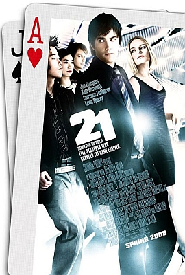 Cartel de 21 (Black Jack) (21)