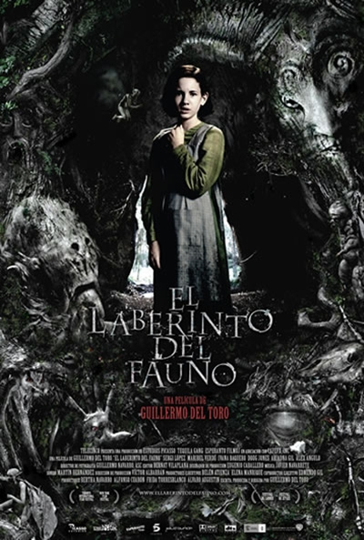 El Laberinto del Fauno Book Cover