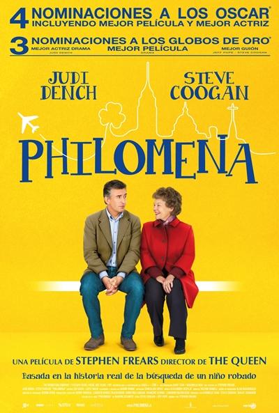Cartel de Philomena (Philomena)