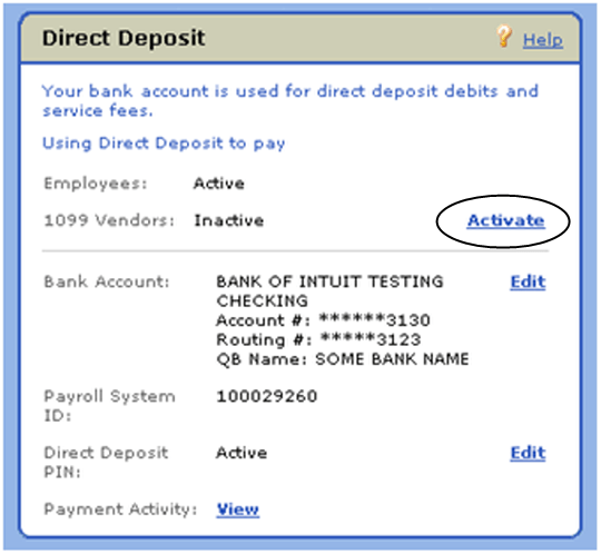 4+ Intuit Direct Deposit Form Free Download!!