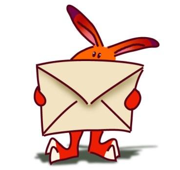 Post konijn