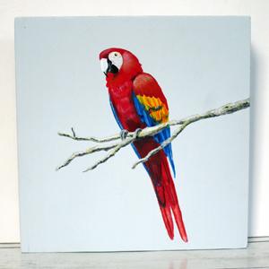 papegaai kunst