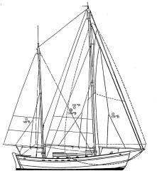 The Ketch Tahiti