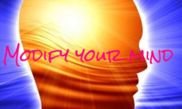 modify your mind