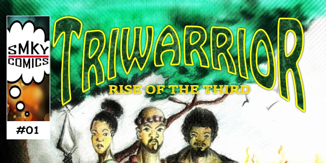 triwarrior cover