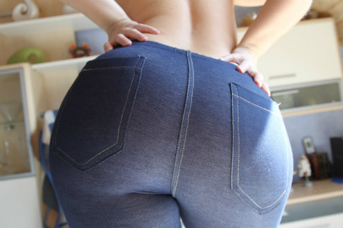 Why Bigger Butts Are Better For Women