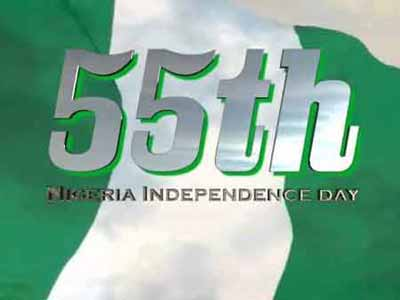 Am i not Nigerian? Happy independence day Nigeria