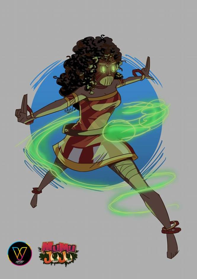 Vortex Character Insight: The Status Quo shifting women of Mumu Juju