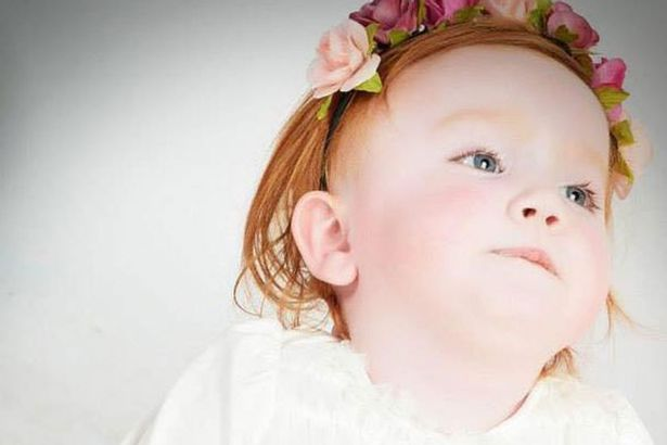 Mum whose 2-year-old daughter has just months to live launches campaign to give her magical last Christmas