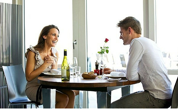 Men eat more food when they are trying to impress women, study finds