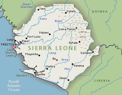 Sierra Leone Declared Ebola free