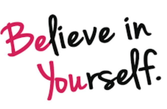 #Blogfest: Believe In Yourself