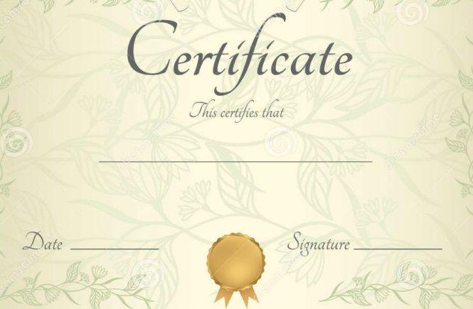 #Blogfest: Nigerians and Their Mis-interpretation of Certificate