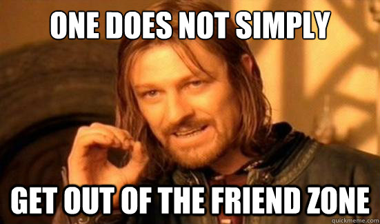 #Blogfest: The Morale Of The Friendzone!