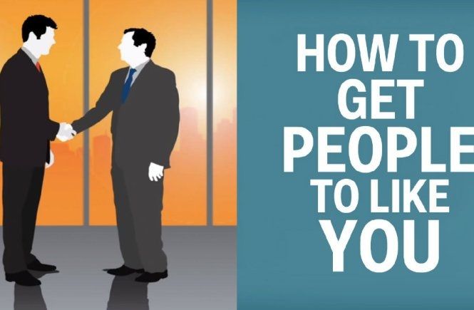 #Blogfest: How To Get People To Like You