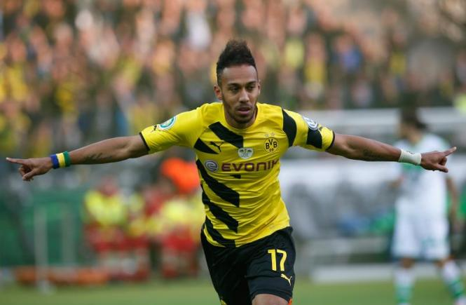 Glo-CAF Awards: Pierre-Emerick Aubameyang Beats Yaya Toure