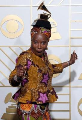 Angelique Kidjo Wins Amnesty International's Ambassador of Conscience Award