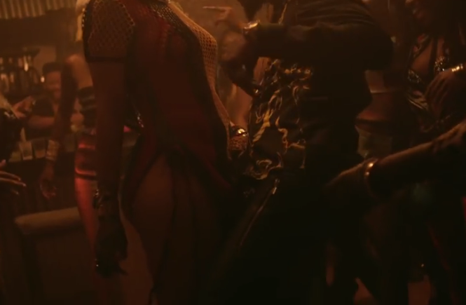"Watch Rihanna's Steamy Videos For ""Work"" ft Drake"
