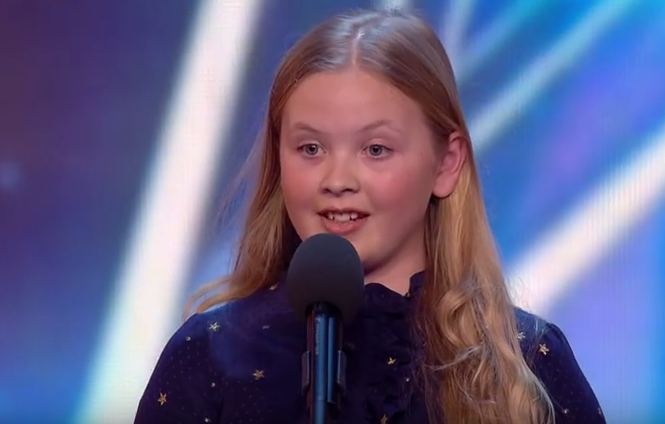 Britain's Got Talent 2016: She Is Just 12, But I Am Speechless