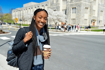 Nigerian Nneoma Nwankwo named Virginia Tech's undergraduate Student of the Year