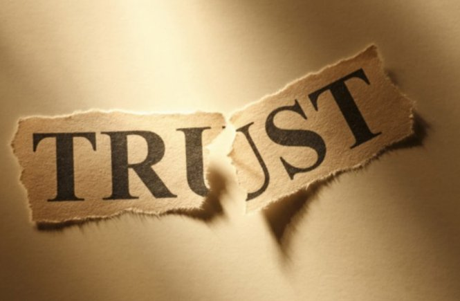 We Don't Trust Trust