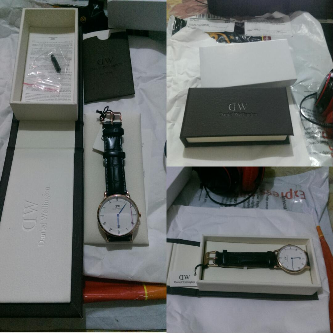 Wrist watch on discount - Daniel Wellington Wrist Watch 15 Discount Code