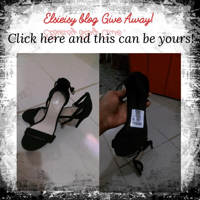 Elsieisy blog giveaway