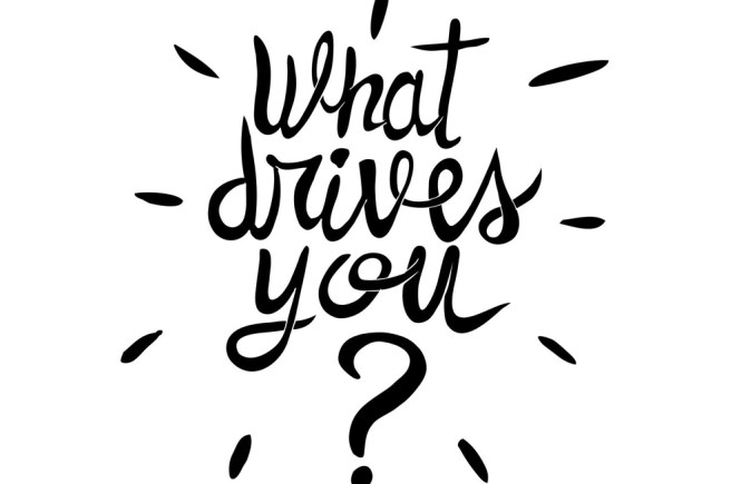 what drives you - elsieisy blog