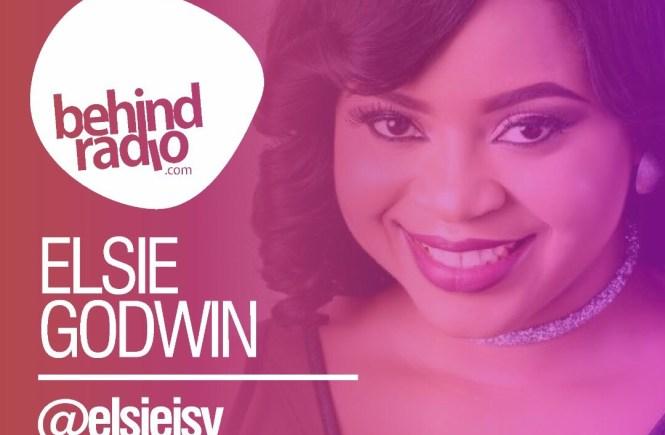 Elsie Godwin on Behind Radio Podcast - elsieisy blog