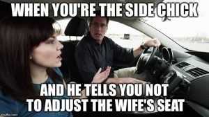 Psychology of a Side Chick- Get in the mind of an average side chick - elsieisy blog