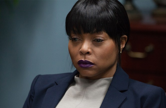 "Taraji P. Henson as ""Melinda"" in ACRIMONY."
