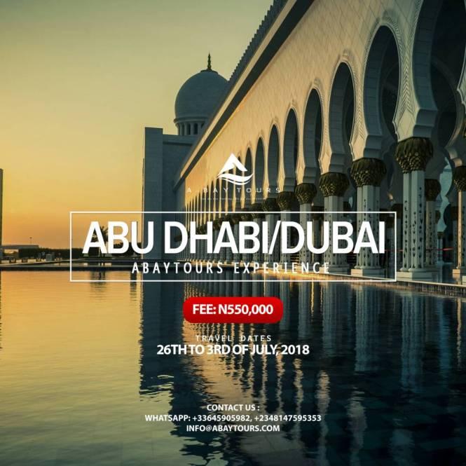 Dubai travel package - abaytours - elsieisy blog