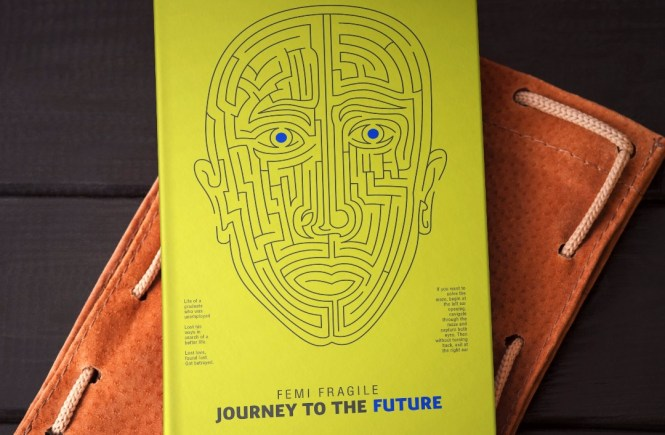 Journey to the book by Femi Fragile - elsieisy blog