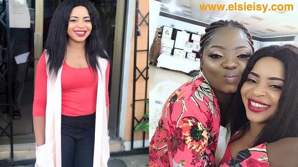 Elsie Godwin and Tosin Ajibade - elsieisy blog in Nigeria