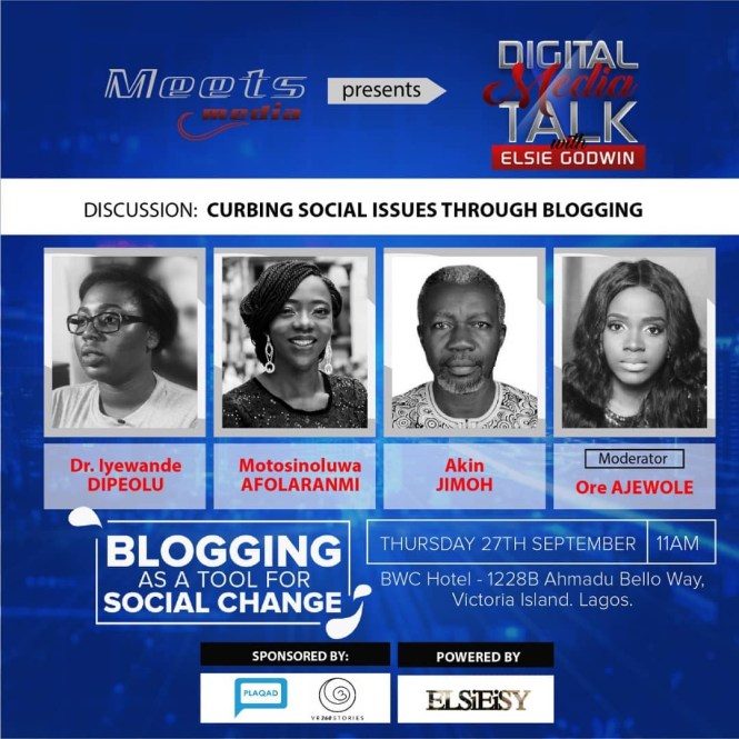Digital Media Talk panelists 4