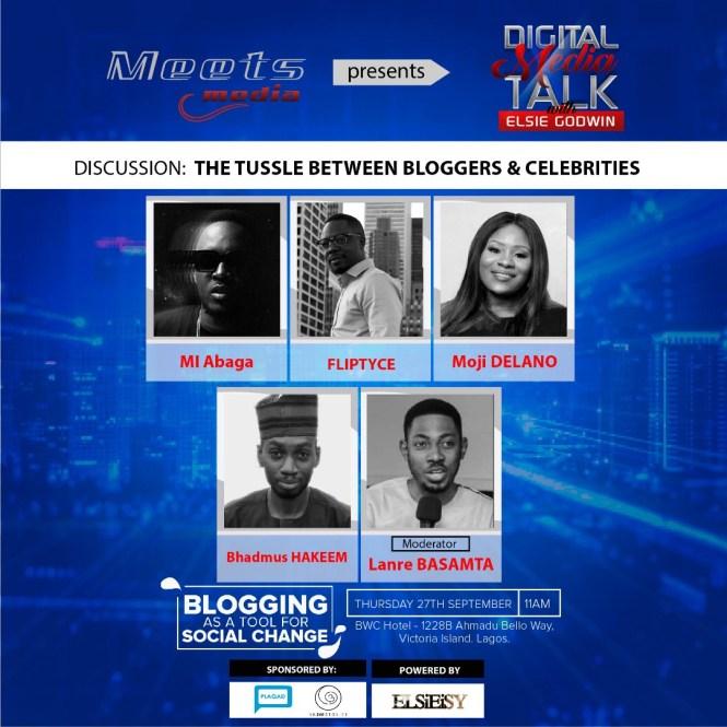 Digital Media Talk panelists 6