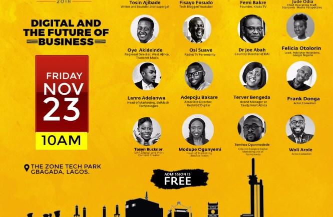 Lagos Digital Summit 2018 - elsieisy blog
